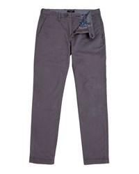 Ted Baker Serny Slim Fit Chinos Grey