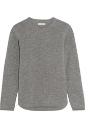 Chinti And Parker Cashmere Sweater Gray