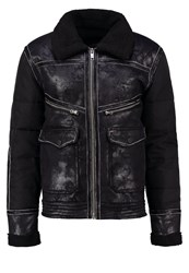 Khujo Ralph Light Jacket Black