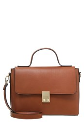 Evenandodd Handbag Cognac Bordeaux