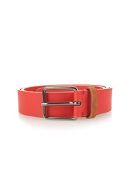 Jil Sander Bi Colour Calf Leather Belt