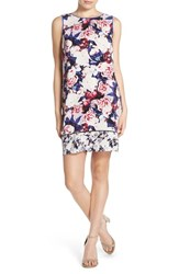 Women's Charlie Jade Floral Silk Shift Dress