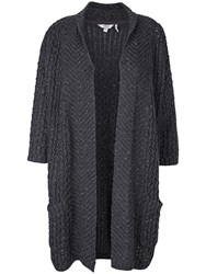 Fat Face Hepburn Edge To Edge Cardigan Phantom