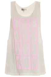 Wildfox Couture Phone Numbers Tank Top