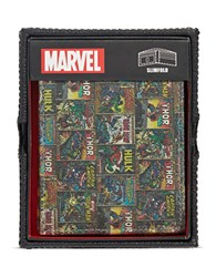 William Rast Comic Wallet