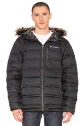 Columbia North Protection Hooded Jacket Charcoal