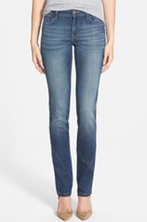 Dl1961 'Coco' Straight Leg Jeans Blue