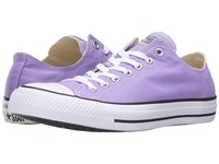 Converse Chuck Taylor All Star Seasonal Ox Frozen Lilac Athletic Shoes Purple