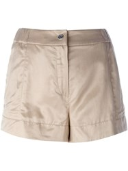 Kenzo Taillored Shorts Nude And Neutrals
