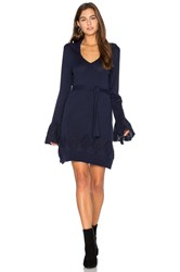 Somedays Lovin Night Walk Dress Blue