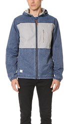 Katin Sprawl Jacket Navy Grey