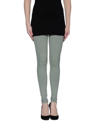 Fracomina Leggings Emerald Green