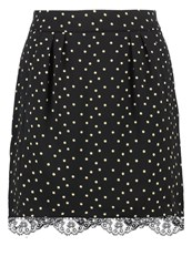 Kookai Mini Skirt Noir Black