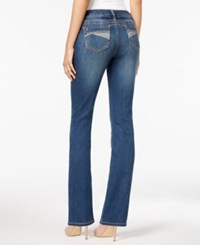 Earl Jeans Embellished Bootcut Medium