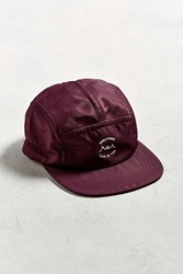 Urban Outfitters Uo Breathing 5 Panel Hat Purple