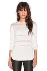 Minkpink Child Of The Night Top White