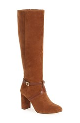 Louise Et Cie Women's 'Somerra' Tall Boot Brentwood Suede