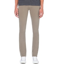 Citizens Of Humanity Slim Fit Tapered Bower Trousers Lion