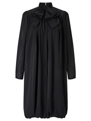 Alice By Temperley Somerset Bow Dress Black