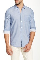 Gilded Age Arden Point Shirt Blue