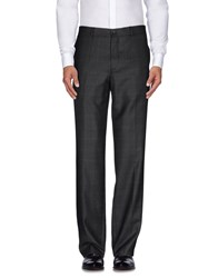 Class Roberto Cavalli Trousers Casual Trousers Men Steel Grey