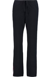 Madeleine Thompson Bear Cashmere Pants Blue