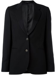 Paul Smith Two Button Blazer Black