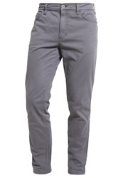 Mustang Tramper Jeans Tapered Fit Grau Grey