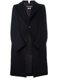 Comme Des Garcons Junya Watanabe Single Breasted Coat Blue