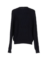 Duck And Cover Sweaters Dark Blue