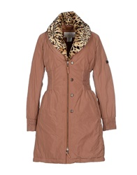 Ermanno Scervino Scervino Street Down Jackets Brown