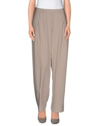 Ballantyne Trousers Casual Trousers Women Grey