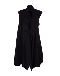 Siste's Siste' S Full Length Jackets Black