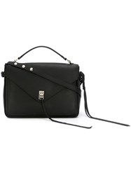 Rebecca Minkoff Medium Messenger Satchel Black