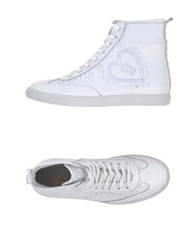 Galliano High Tops And Trainers White