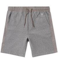 Folk Jersey Short Grey