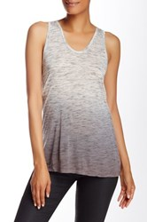 Threads For Thought Ava Ombre Tank Gray