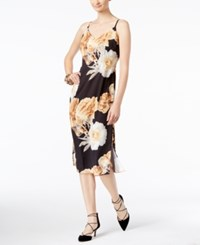 Inc International Concepts Printed Slip Dress Only At Macy's Baroque Begonia