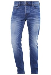 Boss Orange Dreamy Jeans Tapered Fit Blue