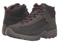Teva Raith Iii Mid Wp Black Olive Men's Shoes