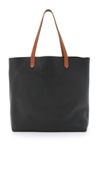 Madewell The Transport Tote True Black