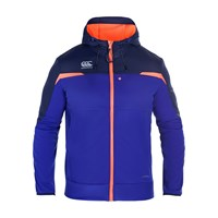 Canterbury Of New Zealand Men's Thermoreg Full Zip Hoody Blue