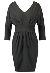 Y.A.S Yas Yasbirdy Cocktail Dress Party Dress Black