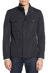 Men's Boss 'Cirby' Regular Fit Quilted Moto Jacket