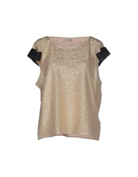 Ki6 Who Are You Topwear Tops Women Beige