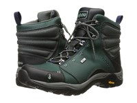 Ahnu Montara Boot Muir Green Women's Hiking Boots Blue