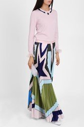 Mary Katrantzou Women S Pleated Long Skirt Boutique1 Multi