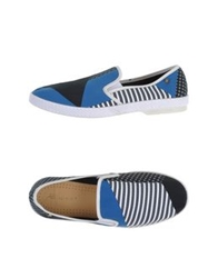 Rivieras Low Tops And Trainers Blue