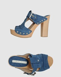 Pura Lopez Footwear Platform Sandals Women