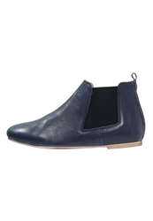 Eden Ankle Boots Blu Dark Blue